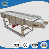 Linear Fried Snack bars Potato Chips Vibrating Sieve Screening Machine