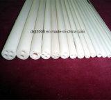 95 a 99,7 Al2O3 poroso tubo del filtro de cerámica alúmina