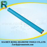 Utilisation à sec Diamond forets de base pour le béton, de granit, de calcaire