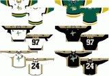 Casa di VAL-D'or Foreurs 2005-2012 della Lega di Hockey di junior della Quebec dei capretti delle donne degli uomini/hokey ghiaccio principali personalizzati della strada Jersey