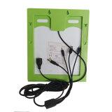Het plastic Zonnepaneel van het Frame/PolyComité