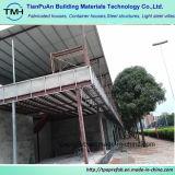 Structure métallique d'entrepôt rapide de l'installation 2016