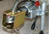Serratura d'acciaio di rettangolo della serratura dell'accoppiamento del rimorchio con la serratura manuale del camion della maniglia