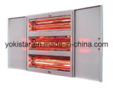 Spray Booth Permission Infrared Curing Heat Lamp on Wall Panel