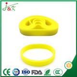 Promotion bracelet en silicone, caoutchouc Bracelet Bangle pour les sports et de la partie