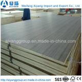 La melamina hizo frente a la madera contrachapada ecológica de Weifang