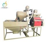 5 Tpd 소형 가정 밀가루 선반 공장