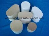 Marmitta catalitica del catalizzatore di ceramica del substrato del favo per l'automobile