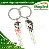 Acople a corrente de chave de amor para a Loja (KC811)
