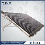Coletor solar de tubo de vácuo especialmente projetado