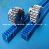 Factory Custom Engineering Plastic CNC Usinage POM Gear Rack