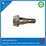 Pinhão chanfrado Ass'y 23A-22-11200 compreendendo o pinhão & a engrenagem para as peças Gd511A-1