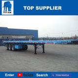 A Titan veículo - Tri-Axle 40 toneladas capacidade para venda de mesa do Reboque