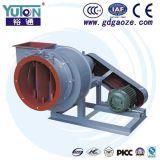Ventilateur de traite induite centrifuge de chaudière de Yuton