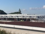 Großes breite Überspannungs-Licht-Stahlkonstruktion Building389 ISO-9001-2000