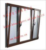 Neigung und Drehung Belüftung-Fenster mit niedrigem e-Glas