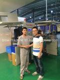Js-2000X Samll óleo garrafa de 2 Cavidades sopro Máquina de moldagem com CE