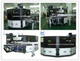 Flaches Bett-Silk automatischer Bildschirm-Drucken-Maschinen-Schwenktisch-Typ