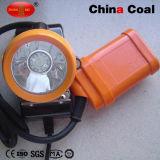 China Coal Kj4.5lm Lâmpada Mineiros portátil LED