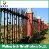Haute résistance et résistance à la corrosion du fer pour la sécurité de clôture