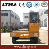Prix latéral de chariot élévateur de chargeur de la Chine 10t