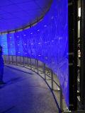 La gran pantalla LCD de alta resolución de pantalla de cristal líquido no mostrar la información digital de pared de vídeo de empalme