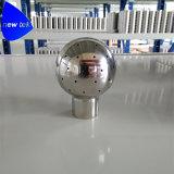 Tank CIP van de Klem van Hygeinic de Roestvrij staal Vaste de Schoonmakende Ballen van 360 Graden
