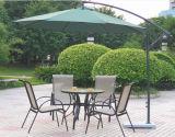 Parasoles de aluminio de patio de Hartman Square (SU003)
