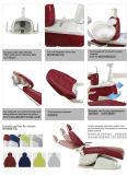 Nieuw Ce van het Ontwerp & FDA Goedgekeurde Ergonomische Geduldige Kleurrijke TandStoel van de LEIDENE Lamp van de Sensor