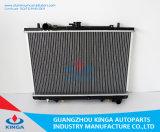 Radiateur Vechile pour Pickup L200'96-00 Vente chaude en aluminium et en plastique