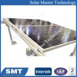 알루미늄 태양 전지판 설치 구조 및 태양 설치