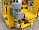 Qt40-3Aの小型手動移動ブロック機械卵の層