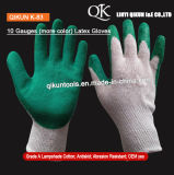 Original K-82 White to 40g/Pair Knitted Work Safety Gloves Knitting machine