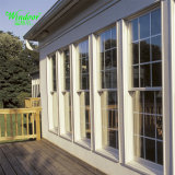 Oxidations-silbernes Aluminiumfenster