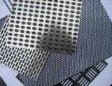 6각형 관통되는 금속 장 관통되는 플라스틱 메시