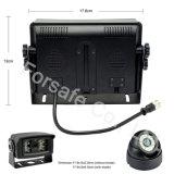 """7 """" Systeem van de Mening van de Auto van de Monitor van het Scherm van de Vierling het Achter met Facultatieve Camera CCD/CMOS"""