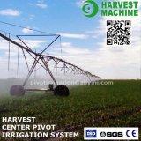 潅漑を耕作する線形移動