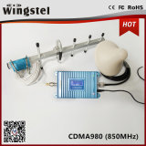 850MHz de hoge Spanningsverhoger van het Signaal van de Repeater van de Aanwinst 3G Mobiele met LCD