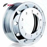 LKW-Aluminiumlegierung-Rad fasst 22.5X8.25 für Reifen 11r22.5 ein