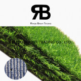 Decoração da qualidade da paisagem grama artificial da melhor/tapete artificial do relvado/grama