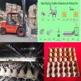 Больших или малых емкости мякоти яйцо лоток машины литьевого формования