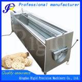 Máquina de lavar do vegetal de Peeler da raiz dos lótus