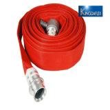 Manichetta antincendio del PVC Layflat del tessuto del rifornimento del fornitore della Cina