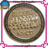 Pièce de monnaie du propriétaire 3D pour le cadeau de pièce de monnaie d'enjeu en métal