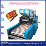 El mejor papel de aluminio del hogar de la calidad que rebobina y cortadora