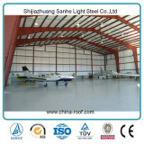 Construction Design Prefabricated Steel Structure Aircraft Hangar