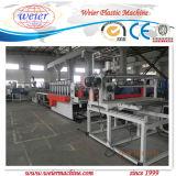 Extrusión de la junta de espuma de WPC Machine-Plastic máquina