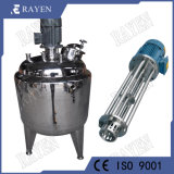 SUS304 of 316L Vloeibare Homogenisator van de Mixer van het Roestvrij staal de Vacuüm Emulgerende