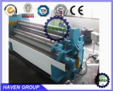 Do rolo W12S-12X2000 4 máquina da placa da dobra de aço e de rolamento