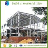 Estructura de acero prefabricada que construye diseño de varios pisos de la construcción del almacén